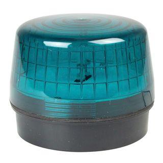 Strobe Light 12VDC 100x75mm 76 Flash p/m Green