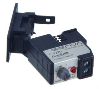 Current Sensing Relay 0.25-100A 1A at 30VAC/DC N/O