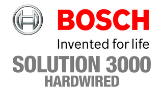 BOSCH 3000 - HARDWIRED