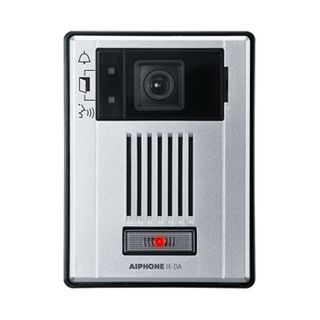 AIPHONE, IX Series, IP Direct Video Door station, PoE 802.3af, Surface mount plastic, Contact input, Relay output