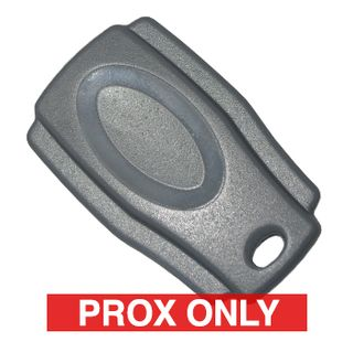 BOSCH, Proximity key tag, Grey, Prox only, For use with Bosch PR100 (Solution 64) and PR111B (Solution 6000) legacy proximity readers