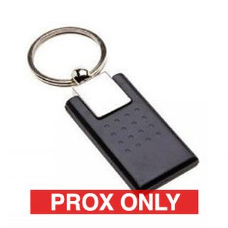 BOSCH, Proximity key tag, Black, Prox only, For use with Bosch PR100 (Solution 64) and PR111B (Solution 6000) legacy proximity readers