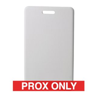 BOSCH, Proximity card, Clamshell, Prox only, For use with Bosch PR100 (Solution 64) and PR111B (Solution 6000) legacy proximity readers
