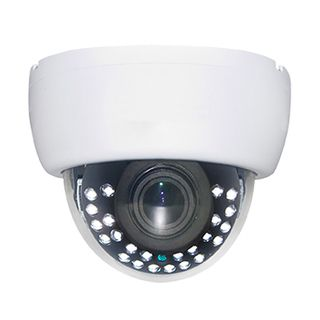 "MAXIM, AHD indoor dome camera, IR, 2.0MP 1080p 1/2.9"" CMOS, 3.9X (2.8 - 11mm) megapixel VF AI IR lens, Day/Night (ICR), 0.02Lux (sens-up), Tri axis, 12V DC,"