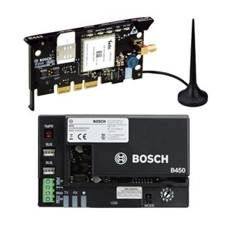 BOSCH, Solution 2000 & 3000, GPRS communicator kit, suits Solution 2000 & 3000 panel. Includes B443 & B450-M. Sim card with data required.