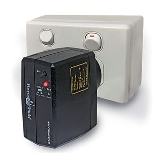 POWERSHIELD, Mini 12V DC UPS, Plug Pack style, 150 minutes run time at 0.25A/3W, comes with selection of 12V DC plugs.