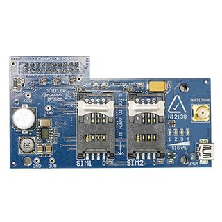 DIGIFLEX, 3G GPRS interface module, Dual Simm, includes Antenna, Suits Solution 6000, requires MyAlarm SIM subscription, requires V2.29 firmware