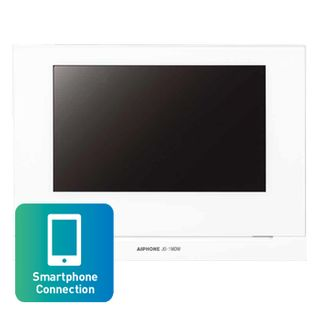 """AIPHONE, JO Series, WIFI Room station, Master, Video, Colour, Hands free, 7"""" Touchscreen, Built-in WIFI for smartphone connection, 18V DC 450mA"""