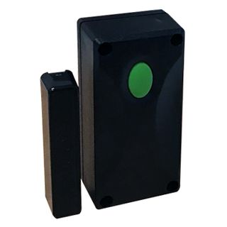 GATEMINDER, Wireless Pool Gate Reed Switch, Transmitter & magnet system, For use with multiple gates with the WSE27