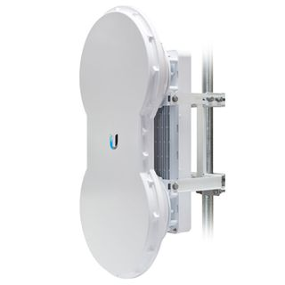 UBIQUITI, AIRFIBER, AF5 Wireless Backhaul, Wireless IP bridge, Transmitter or Receiver, 1Gbps, 100km range, Outdoor, Inc. pole mount and 50V DC PSU, 1.2A, 40W