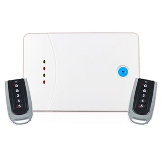 BOSCH, Smart wireless kit, Includes 1x RF120  Smart RS485 LAN receiver and 2x RF110 5 button key fob transmitters, Suits Solution 6000, 433MHz