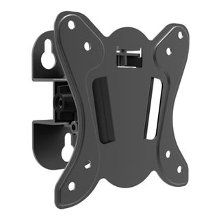 "ULTRA, Monitor bracket, With Tilt, Black, Wall mount, Suits LCD/TFT monitors from 13 to 23"", 15kg holding force, Tilts 5dg, Suits 75mm and 100mm VESA fixings"