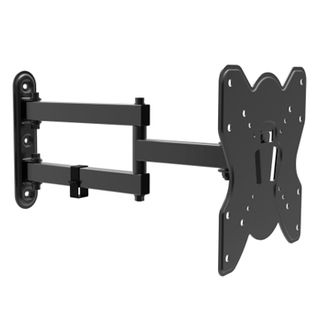 "ULTRA, Monitor bracket, Wall mount, articulated & swing arm, Black, Suits LCD from 13"" to 42"", 20kg holding force, VESA 75x75, 100x100, 100x200, 200x200"