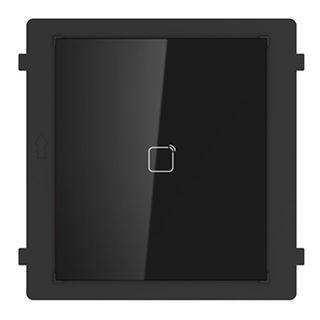 HIKVISION, 8000 Series 2, Modular Door station reader, Mifare, Backlit, RS-485, IP65.