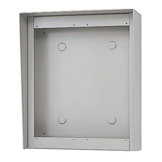 AIPHONE, GT Series, Enclosure with rain hood, Surface mount, 6 module, Requires 2 x GF3F