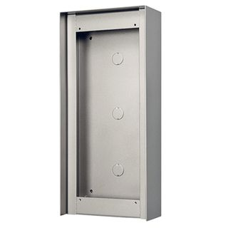 AIPHONE, GT Series, Enclosure with rain hood, Surface mount, 3 module, Requires GF3F,