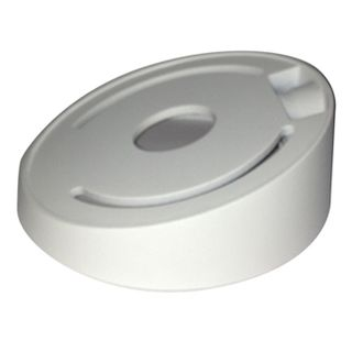 HIKVISION, Inclined ceiling mount, Plastic, Suits Hikvision 21xx Vandal domes.