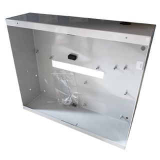 NETDIGITAL, Metal enclosure to suit Solution 6000, 3000 & 2000 Bosch panels, Suits a range of PCBs including Solution 6000, 16i, 3000, 2000 & ICP-CC488P PCB. 303 x 261 x 90mm (ext dimensions)