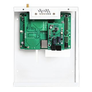 PERMACONN, Alarm communicator, 4G + IP + PSTN, Includes PM1048 PCB, enclosure and 2x 4G Sims (Optus 4G & Telstra 4G), PSTN back up with optional DI400 module