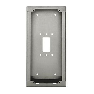 AIPHONE, Surface mount box, stainless steel, GT-DMB-N door station