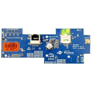 BOSCH, 3G GSM / IP interface module, Dual Simm, Suits Solution 6000, requires SIM card, requires V2.29 panel firmware.