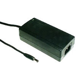 POWERMASTER, Power supply, 24V DC, 1.75 amp, Linear regulated, With fused outputs and DC on LED,