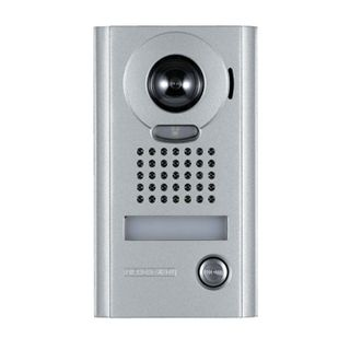 AIPHONE, JK Series, Door station, Video, Colour, Silver, Surface mount, Vandal resistant, Suits JK1MD and JK1MED,