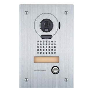 AIPHONE, JO Series, Door station, Video, Colour, Stainless steel plate, Flush mount, Vandal resistant, Suits JO1MD & JO1FD.