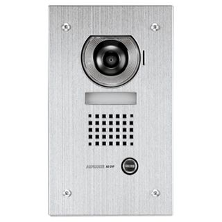 AIPHONE, AX Series, Door station, Video, Colour, Stainless steel, Flush mount,