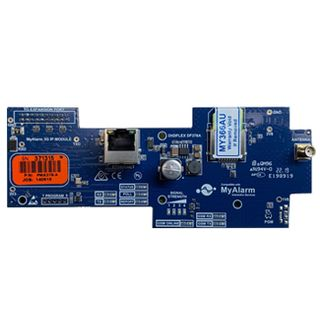 DIGIFLEX, 3G GSM / IP interface module, Dual Simm, Suits Solution 6000, requires MyAlarm SIM subscription, requires V2.29 firmware