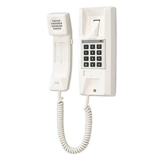 AIPHONE, YAZ phone extension, Master station, With selective 3 talk channels, paging and communications, Max 90 stations,