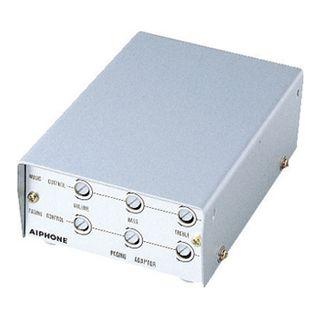 AIPHONE, MC Series, Zone page adaptor, Max 6 blocks of 10 x MC60/4A,