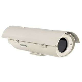 BOSCH, Camera housing, Outdoor, Suits camera & lens up to 262mm, Hinged side opening, IP66, Fan & heater, 24V AC,