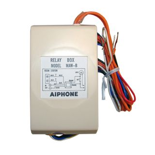AIPHONE, Auxiliary light control relay, Suits KB3MRD and GFBC, 24V DC operation,