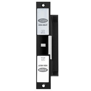 PADDE, ES9000 series, Electric strike, Mortice mount, Fail safe, Monitored, Fire rated, Will open with 25kg pre-load, 12/24V DC,