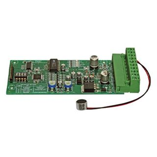 REDBACK, Warning tone generator, Alert and Evac with Voiceover Chip, 1ms max trigger time, 1.25V RMS max output level, 8-35V DC, 15mA