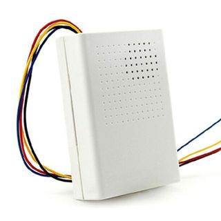TAG, Chime unit, Electronic ding-dong door bell, 87x60x25mm, 12V DC