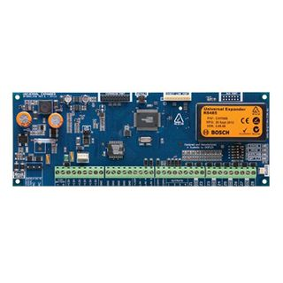 BOSCH, Solution 6000, Universal LAN zone expander module, PCB only, 8 Inputs, 4 Outputs, 1 amp power @ 12VDC, Requires TF008-B plug pack & TB100103 battery