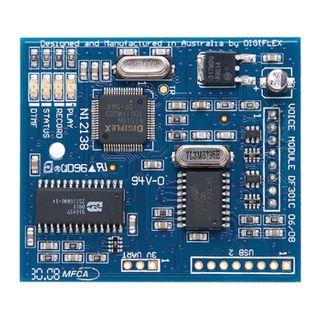 BOSCH, Voice message module, Plug-on, Suits Solution 6000 & 16i