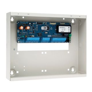 BOSCH, Solution 16i, Control panel, PCB Only, 16 zone, 4 partitions, 32 users, 4 programmable outputs, Proximity compatibility, Wireless expansion