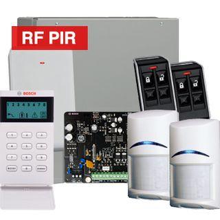 BOSCH, Solution 3000, Wireless Alarm kit, Includes ICP-SOL3-P panel, IUI-SOL-ICON LCD keypad, 2x RFPR-12 Wireless PIR detectors, B810 Wireless receiver, 2x RFKF-FB transmitters,