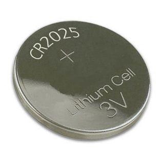 BATTERY, 3 Volt lithium, CR2025