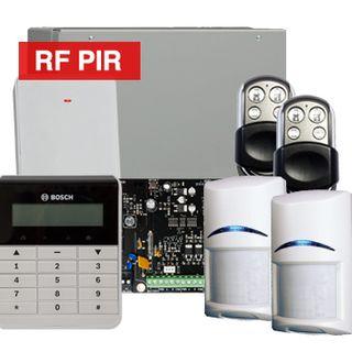 BOSCH, Solution 3000, Wireless Alarm kit, Includes ICP-SOL3-P panel, IUI-SOL-TEXT LCD keypad, 2x RFPR-12 Wireless PIR detectors, B810 Wireless receiver, 2x HCT4UL transmitters