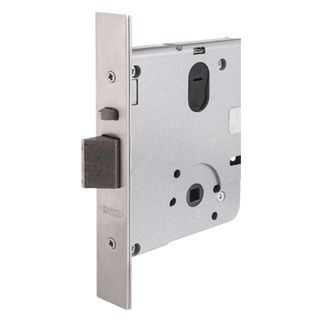 FSH, Electric mortice lock, Non monitored, 60mm backset, Fire rated 4 hours, 12/24V DC, 350mA