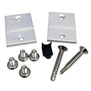 FSH, Steel door mounting tabs, Suits FES20 & FES20M