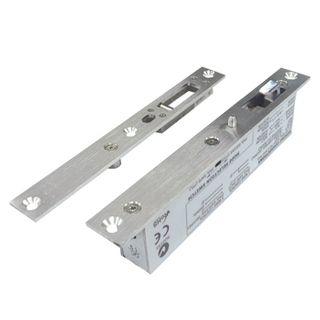 FSH, Hook lock, Sliding door, Mortice mount, Fail safe/secure, Monitored, 650kg holding force, 12 – 30V DC, 15mA