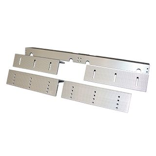FSH, Adjustable L&Z bracket, Suits FEM3500DM, For inward opening doors