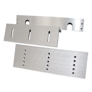 FSH, Adjustable L&Z bracket, Suits FEM5000G & FEM4000HST, For inward opening doors