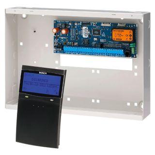 BOSCH, Solution 6000, Alarm kit, Includes CC600PB panel, CP732B LCD keypad & MW350 cabinet