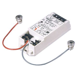TAKEX, Photoelectric beam, Mini control box, Indoor, 10m, N/O contacts, Built-in sensitivity adjustment, Easy installation